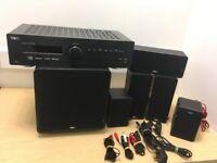 Tibo TI 1000 Surround System AUX/ HD / LINE IN / DVD *READ DESCRIPTION*(8026480)