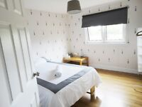 Spacious and bright double room from september £400 all inclusive!!!