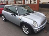 Mini Cooper 2002 bargain