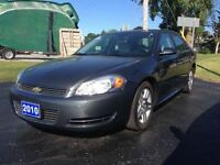 2010 Chevrolet Impala LT $110.69 ONLY 63K CALL BELLEVILLE