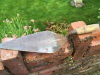 Bricklayers Tyzak Trowel