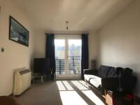 Luxurious 2 bed, 2nd floor apartment with balcony available now