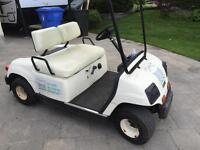 Golf car au Gas yamaha