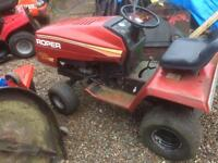 Wanted Any ride on lawn mower any condition