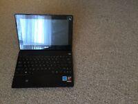 Asus Notebook (touchscreen windows 10)