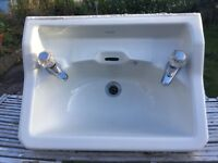 Bathroom sink- Bristol superior