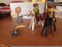 Playmobil Trappers
