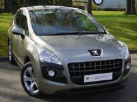 £0 DEPOSIT FINANCE (13-62) Peugeot 3008 1.6 HDi FAP Active 5dr ** FULL HISTO...