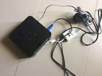 Sky Hub / Broadband Router with leads and microfilter