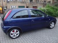 Vauxhall CORSA 1.0 L in good condition