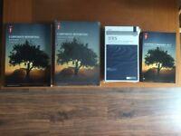 Kaplan ICAEW ACA Corporate Reporting Study Material, Kaplan Workbook,+Case Study Workbook,Past Paper