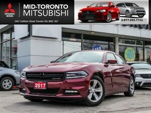 2017 Dodge Charger SXT Sunroof|8.4 Inch Touch Display