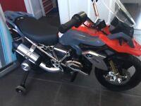 Bmw motorbike 24 volt