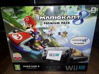 Wii U Mario Kart Premium Pack Complete