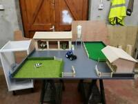 Model Farm table top