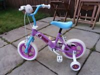 12 inch girl bike