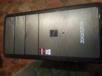 pc zoostorm, and a4-3300, 2gb ram ddr3 ,Hard Drive 320gb, Windows 8.1 pro