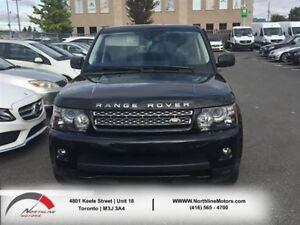 2012 Land Rover Range Rover Sport HSE LUX | Navigation | Backup