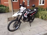 Low mileage. Excellent condition motad/enduro/road use Yamaha WR 125 R