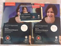 ACCA books from BPP (Full Set of F456789 and P2345)