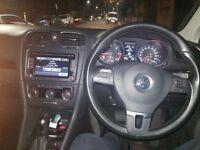 VW GOLF 1.6 TDI DSG AUTO LOW MILEAGE 80K