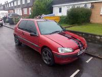 Peugeot 106 - Spares or Repair