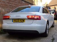 AUDI A6 SE AUTOMATIC 2013 --ONE OWNER--AUDI SERVICE HISTORY