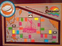 Mariner Vintage Sailors Board Game