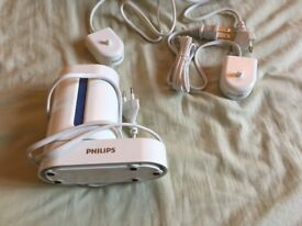 Philips Sonicare electric toothbrush chargers
