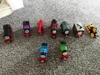 Thomas the tank trains