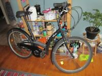 bTwin Ladies Bicycle, great condition
