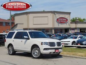 2016 Lincoln Navigator CAM-NAVI-LEATHER SEATS
