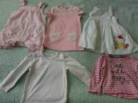 Girl clothes from 12 month till 18 month