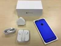 Boxed Blue Apple iPhone 6 16GB Factory Unlocked Mobile Phone + Warranty