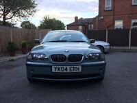 Dual fuel BMW 3 series automatic 4dr saloon very economical