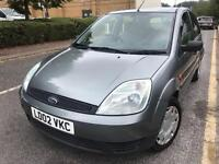 2002 FORD FIESTA 1.4 ONLY £550