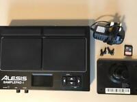 BLACK FRIDAY! - Alesis SamplePad 4 + SD Card + Mount