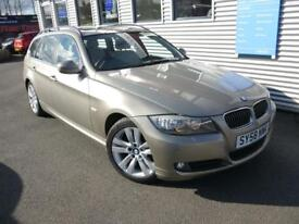 BMW 3 SERIES 3.0 325I SE TOURING 5d 215 BHP **SERVICE HISTORY** (bronze) 2008