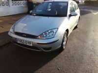 Ford focus 2003 -selling for cheap half price