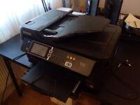 A3 printer Epson workforce wf7510