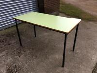 Old School tables , 8 available (£6 each)
