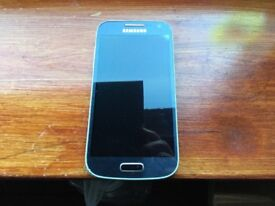 Samsung S4 mini - unlocked to all networks.