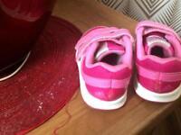 Adidas girl trainer