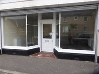Shop for lease. Suitable for various uses in methil area.