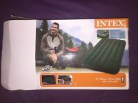 Airbed with Built in Foot Pump