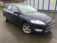 2008 Ford Mondeo 2.0 TDI Titanium Diesel 5 Doors 1 Year MOT Smooth Drive Service History Clean Car