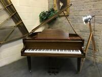 Beautiful John Brinsmead Baby Grand Piano - CAN DELIVER