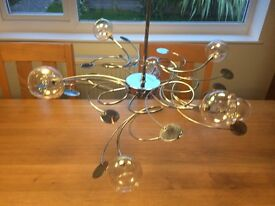 8 pendant light cluster from Next