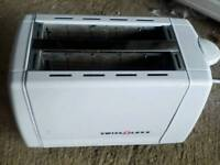 Toaster 2 slice camping toaster