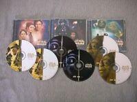 STAR WARS ORIGINAL TRILOGY BOXSET ON VCD - RARE!